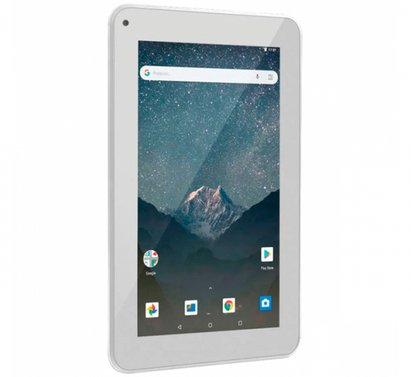 Tablet M7S Go Wi-Fi 7'' 16GB Quad Core Android 8.1 Branco NB317